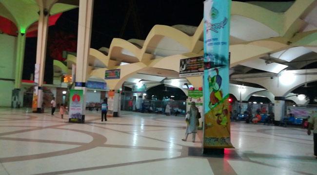 কমলাপুর রেলস্টেশন
