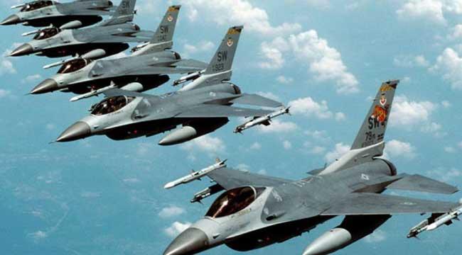 এফ-১৬ যুদ্ধ বিমান