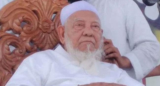 আল্লামা আহমদ শফী