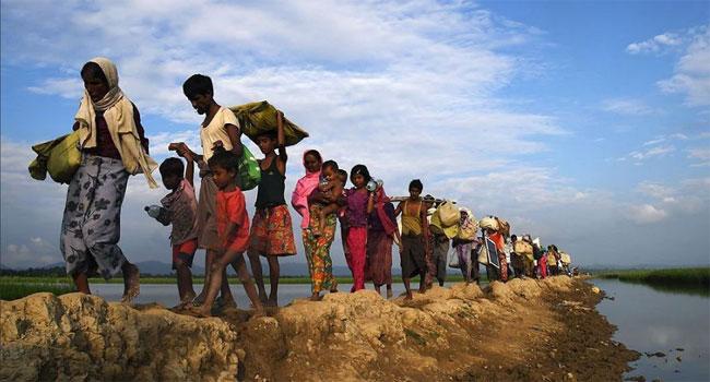 রোহিঙ্গা,জাতিসঙ্ঘ,বাংলাদেশ,মিয়ানমার